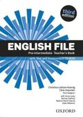 English File, Pre-Intermediate, Third Edition: Teacher's Book with Test and Assessment CD-ROM