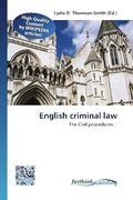 English criminal law