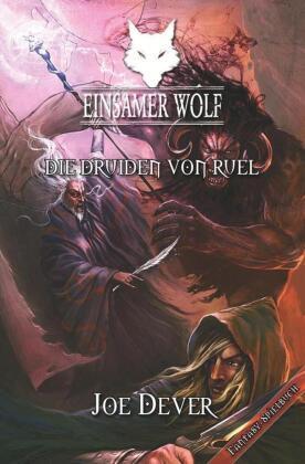 Einsamer Wolf - Die Druiden von Ruel