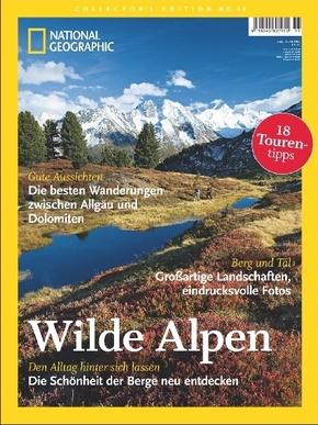 Wilde Alpen - National Geographic