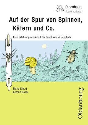 Auf der Spur von Spinnen, Käfern und Co.