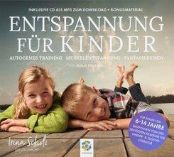 Entspannung für Kinder, Audio-CD