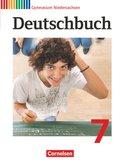 Deutschbuch, Gymnasium Niedersachsen: 7. Schuljahr, Schülerbuch