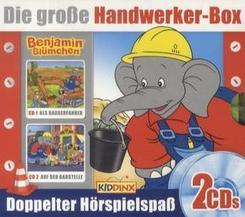 Benjamin Blümchen - Handwerker Box