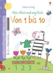 Mein Wisch-und-weg-Buch, Von 1 bis 10