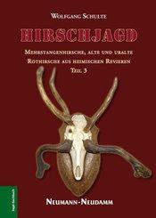 Hirschjagd - Bd.3