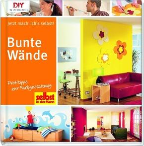 Bunte Wände - Profitipps zur Farbgestaltung