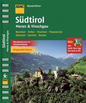 ADAC Wanderführer Südtirol Meran und Vinschgau