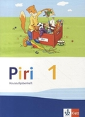 Piri Fibel, Neu: 1. Schuljahr, Hausaufgabenheft