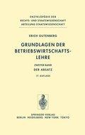 Grundlagen der Betriebswirtschaftslehre - Bd.2