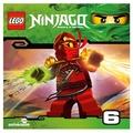LEGO® NINJAGO™ 2. Staffel, 1 Audio-CD - Tl.6