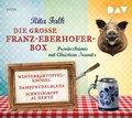Die große Franz-Eberhofer-Box, 12 Audio-CDs