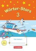 Wörter-Stars: 3. Schuljahr