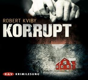 Korrupt, 5 Audio-CDs