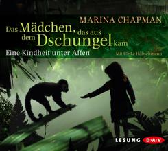 Das Mädchen, das aus dem Dschungel kam, 5 Audio-CDs