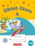 Diktat-Stars (Hörstift-Ausgabe): 4. Schuljahr