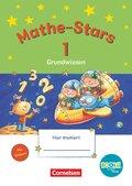 Mathe-Stars (TING-Ausgabe): 1. Schuljahr, Übungsheft