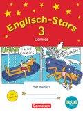 Englisch-Stars (TING-Ausgabe): 3. Schuljahr, Comics