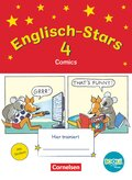 Englisch-Stars (TING-Ausgabe): 4. Schuljahr, Comics