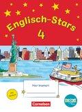 Englisch-Stars (TING-Ausgabe): 4. Schuljahr