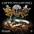 Offenbarung 23, Rheingold, 1 Audio-CD
