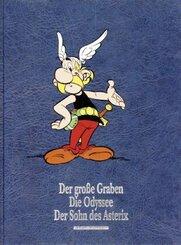Der große Graben; Die Odyssee; Der Sohn des Asterix