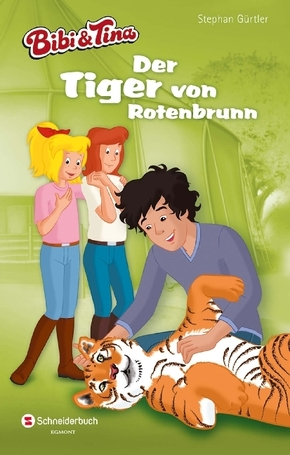 Bibi & Tina - Der Tiger von Rotenbrunn