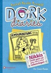 Dork Diaries, Nikkis (nicht ganz so) guter Rat in allen Lebenslagen