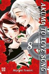 Akuma to love song - Böse Mädchen haben keine Lieder - Bd.8