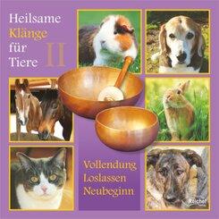 Heilsame Klänge für Tiere, Audio-CD - Tl.2