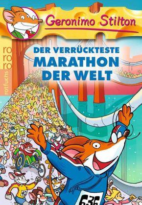 Geronimo Stilton 18: verrückte Marathon