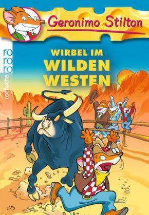 Geronimo Stilton 20: Wilde Westen