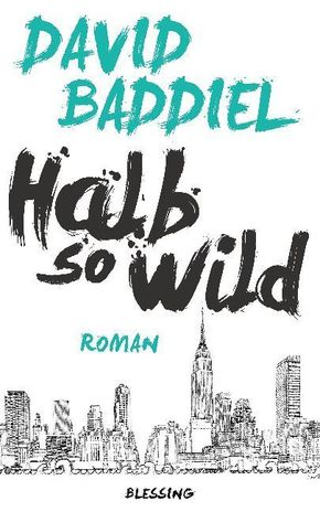 Baddiel, Halb so wild