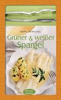 Grüner & weißer Spargel-Set (Buch mit hochwertigem Spargelschäler)