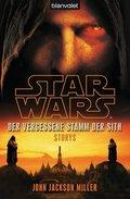 Star Wars - Der Vergessene Stamm der Sith