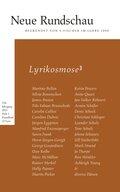 Neue Rundschau: Lyrikosmose; Jg.2013/1