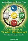 Lebenschance Tiroler Zahlenrad -  -