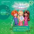 Drei Freundinnen im Wunderland - Das Geheimnis der Wunschperle, 1 Audio-CD