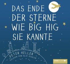 Das Ende der Sterne wie Big Hig sie kannte, 6 Audio-CDs