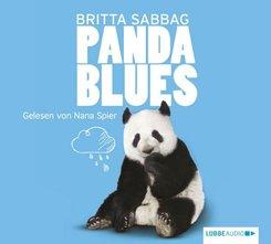 Pandablues, 4 Audio-CDs