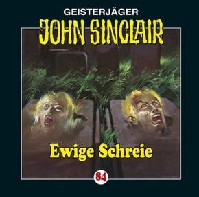 Ewige Schreie, 1 Audio-CD