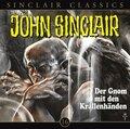 John Sinclair Classics - Der Gnom mit den Krallenhänden, 1 Audio-CD