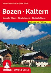 Rother Wanderführer Bozen - Kaltern