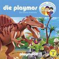 Die Playmos - Die Dinos kommen, 1 Audio-CD