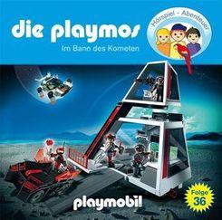 Die Playmos - Im Bann des Kometen, 1 Audio-CD