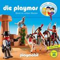 Die Playmos - Streit im Wilden Westen, 1 Audio-CD