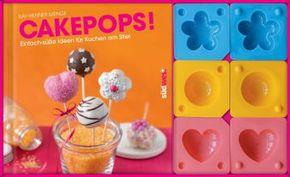 Cakepops-Set, m. 3 Cakepop-Formen