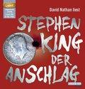 Stephen King - Der Anschlag, 4 MP3-CDs