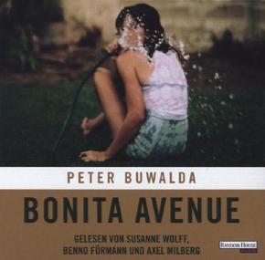 Bonita Avenue, 12 Audio-CDs