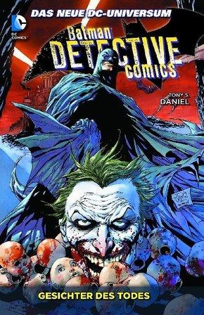 Batman - Detective Comics: Gesichter des Todes